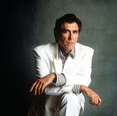 Bryan Ferry ... THE BEST DRESSED ARE ....MR. BRYAN FERRY <3