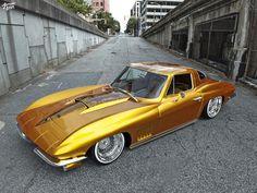 Chevy Racing Team Vintage 1975 Corvette® /'75 Corvette® Nase Emblem Patch