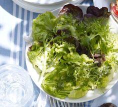 Garden Salad - Recipe
