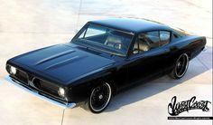 1967 Plymouth Barracuda by West Coast Customs