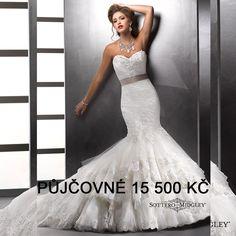 Svatební šaty Tenille