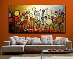 art canvas painting idea