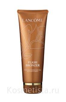 Lancome Flash Bronzer Tinted Self-Tanning Body Gel with Pure Vitamin E – Гель-автозагар для тела с витамином Е отзывы и рейтинг — Отзывы о косметике — Косметиста