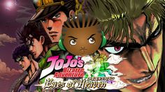 JoJo's Bizarre Adventure Eyes Of Heaven Phantom Blood Trailer - PS4 Game...