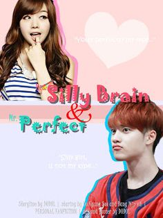This is My Indonesian Fanfiction...: Miss.Silly Brain & Mr.Perfect [Chapter 1]