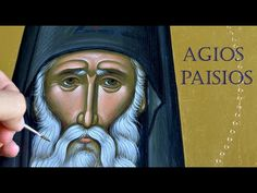 What is the right way to paint Saint Paisios? Αγιογραφια - YouTube The Pa, Christ, Saints, Face, Youtube, Painting, Icons, Videos, Painting Art