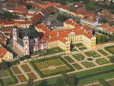 Jaroměřice nad Rokytnou - Zámecký park 1