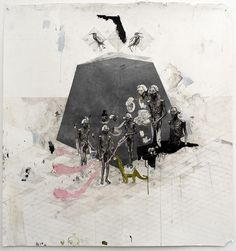 Collage.- Nathan Menglesis.