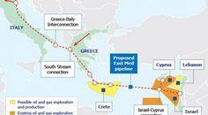 Ενισχύεται η δυναμική του East Med Pipeline ‹ EnergyWorld