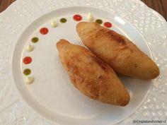 Receta de carimañolas: las croquetas de yuca rellenas de queso del caribe | Cocina