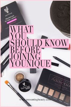 If you think you may want to join younique, read this first.Be fully informed before making your decision.