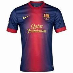 Camiseta del Barcelona 1ª Equipación 2012 2013  qq1  Barcelona Nike 3c3c9c196c7ff