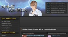Top 10 Best Anime Streaming Websites To Watch Anime Online For Free Websites To Watch Anime, Free Anime Websites, Music Streaming Sites, Free Anime Streaming, Free Anime Movie, Top 10 Best Anime, Anime Release, Latest Anime, Anime Base