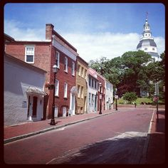 Today's Tranquility: Annapolis