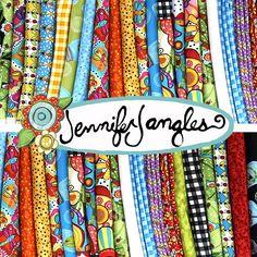 Bugapalooza Fabric | Jennifer Jangles