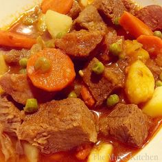 Portuguese Carne Guisada