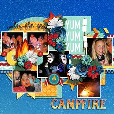 Campfire - Digishoptalk - The Hub of the Digital Scrapbooking Community Summer Camp: Under the Stars Bundle http://www.sweetshoppedesigns.com/sweetshoppe/product.php?productid=34580&cat=839&page=2 by Traci Reed and Shawna Clingerman Day by Day Grab Bag 2- Day by Day 7 http://store.gingerscraps.net/Day-by-day-2.-Grab-Bag.html by Tinci Designs