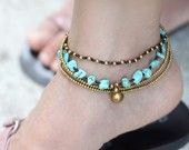 SUMMA- Love the turquoise chunks