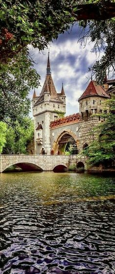Fairy tale from budapest; photograph by Mark Kats.Castle in Budapest, Hungary. Places Around The World, Oh The Places You'll Go, Places To Travel, Travel Destinations, Places To Visit, Around The Worlds, Travel Sights, Travel Europe, Temples