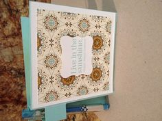 Stampin' Up PostIt book made to order FREE SHIPPING by bduwe, $2.00