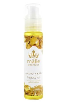 Malie Organics 'Coconut Vanilla' Beauty Oil available at #Nordstrom