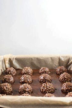 Rocher-Brownies, oder auch einfach: die besten Brownies, die du je essen wirst!