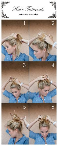 #Hairstyle# Easy and Cute hairstyle!