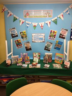 "Cathy Jackson on Twitter: ""Doing our bit to support @SixNationsRugby in the school library! @tompalmerauthor @Siggo… """