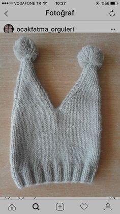 Crochet Owl Hat, Crochet Hooded Scarf, Crochet Cord, Baby Afghan Crochet, Baby Hats Knitting, Baby Knitting Patterns, Knitted Hats, Crochet Patterns, Loom Knitting