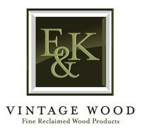E & K Vintage Wood.  more reclaimed wood.. this one might be too fancy.