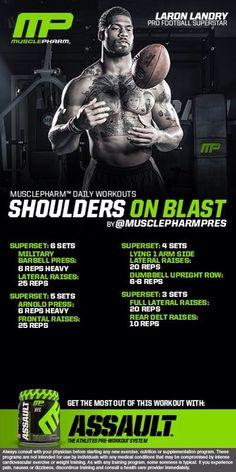 Shoulders on Blast
