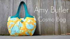 Amy Butler Cosmo Bag by Eloleo.