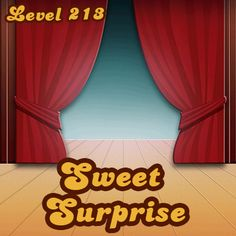 The only Sweet Surprise about Candy Crush Level 213 is that it's near impossible to beat! #candycrushsaga #candycrush #games