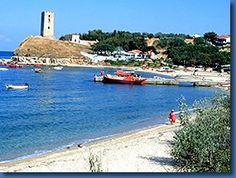 Nea Fokea, Kassandra, Chalkidiki (Halkidiki), Greece