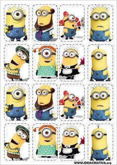 Jogo da Memória Minions Filme Meu Malvado Favorito Minion Theme, Minion Birthday, Minion Pinata, Minion Card, My Minion, Angry Birds Desenho, Minion Wallpaper Iphone, Humor Minion, Minion Names