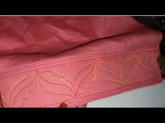 Pihoo tv Hello friends Today in this video i am showing you how to cut and stitch beautiful salwar mohri design or salwar ke ponche ka design in eas. Embroidery On Kurtis, Kurti Embroidery Design, Poncho Design, Kurti Neck Designs, Cute Love Songs, Pants Pattern, Diy Crafts Videos, Diy Face Mask, Fabric Flowers