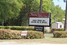 I love church signs