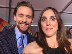 Tom Hiddleston at the Thor: Ragnarok premiere in LA. Source: https://twitter.com/lacosacine/status/917949890558382080