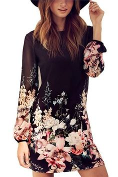 Cheap mini dress, Buy Quality evening party directly from China dress vestidos Suppliers: ROPALIA Summer Women Sexy Chiffon Long Sleeve Casual Evening Party Beach Mini Dress Vestido Female Sheer Dress, Boho Dress, Dress Casual, Bodycon Dress, Women's Dresses, Fashion Dresses, Chiffon Dresses, Summer Dresses, Mini Dresses