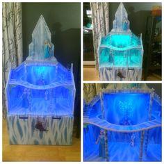 Frozen castle
