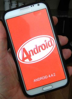 AT&T finally releases the Android KitKat update for Samsung Galaxy Note 2