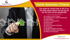 #Buying a #home is both a #financial & an #emotional transaction. And often, it is a once in a #lifetime #opportunity for many.