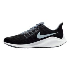 4c3445a54432 Nike Men s Air Zoom Vomero 14 Running Shoes - Black Red White