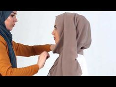 INAYAH | 3 HIJAB TUTORIALS FOR SUMMER - YouTube