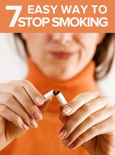 how to stop smoking without medication