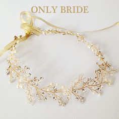 Find More Hair Jewelry Information about Free Shipping Rhinestone And Pearl Hair Vine Bridal Headpiece Handmade Wedding Headband Hair Accessories For Brides,High Quality headband gold,China accessories guitar Suppliers, Cheap accessories speaker from ONLY BRIDE on Aliexpress.com