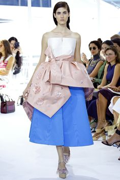 Delpozo Spring 2016 Ready-to-Wear Fashion Show