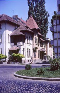Bucharest, Old City, Pavilion, Romania, Cartier, Childhood Memories, House Design, Mansions, Architecture