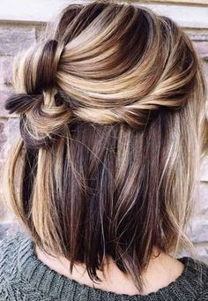 "51 Gorgeous Hair Color Worth To Try This Season ""balayage hair color, light brown hair color ideas, hair colours 2019 hair color trends, best hair color for fall hair colors best hair color for hair color ideas for brunettes, light brown hair Gorgeous Hair Color, Cool Hair Color, Hair Colors For Summer, Hair For Fall 2018, Hair Color Tips, Level 7 Hair Color, Modern Short Hairstyles, Cool Hairstyles, Short Summer Hairstyles"