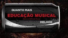 #EDUCAÇÃO MUSICAL